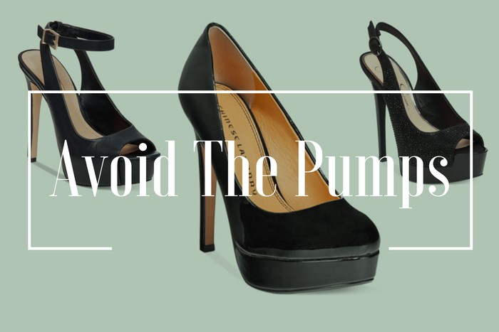 Inappropriate Funeral Attire for Women: Avoid The Pumps