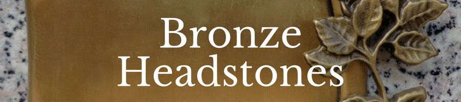 How to Clean a Headstone Made From Bronze