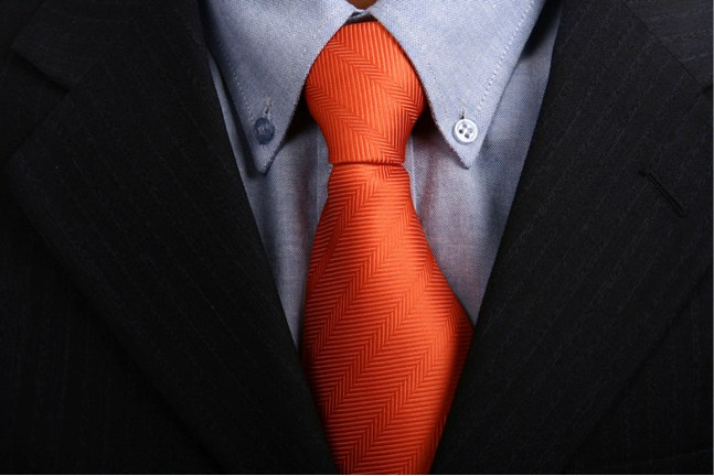 Funeral Attire for Men: Inappropriate Tie