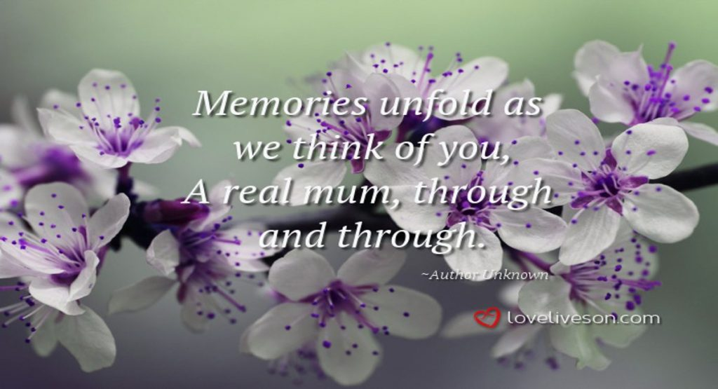 Funeral Poem for Mother Meme: Dearest Mum