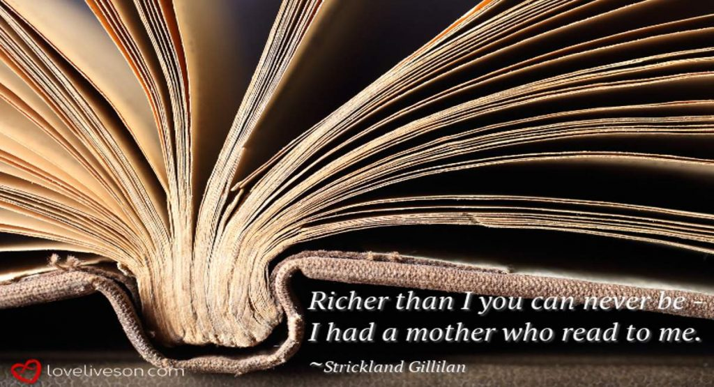 Funeral Poem For Mother Meme: Richer Than Gold