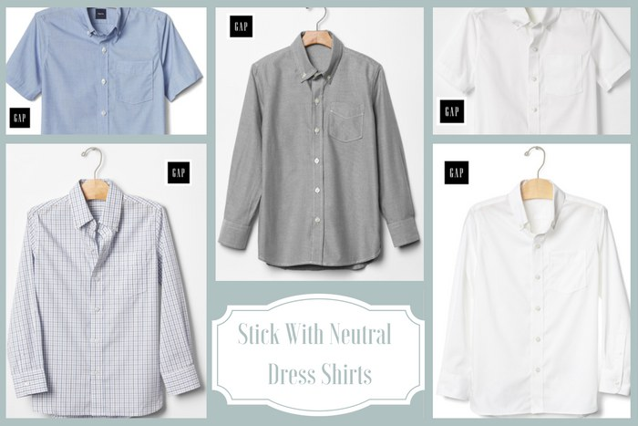 Funeral Attire for Kids: Appropriate Shirts for Boys