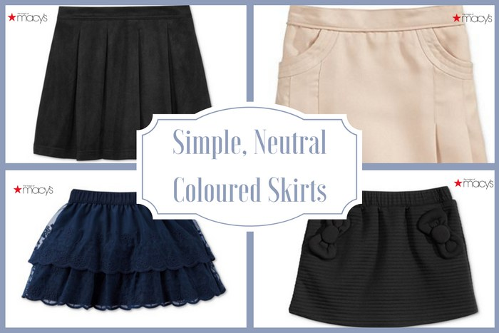 Funeral Attire for Children: Appropriate Skirts for Girls