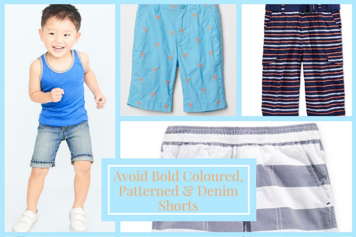 Funeral Attire for Kids: Inappropriate Pants for Boys