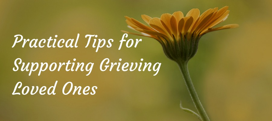 How to Support a Person Dealing With Grief
