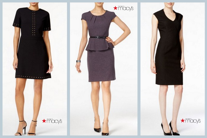 Funeral Attire for Women: Sleeved Dress