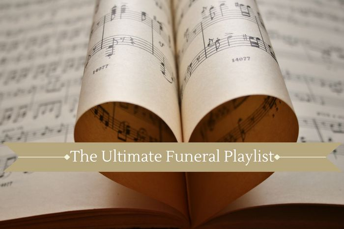 Cover Photo: The Ultimate Funeral Songs Playlist
