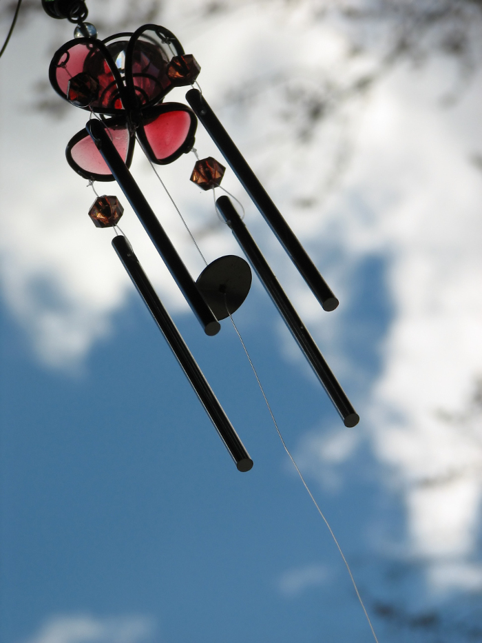 Celebration of Life Idea: Make Wind Chimes
