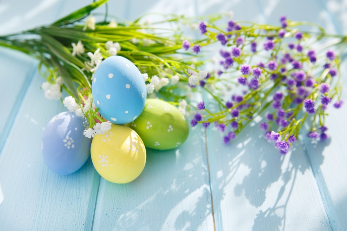 Celebration of Life Idea: Easter Egg Hunt