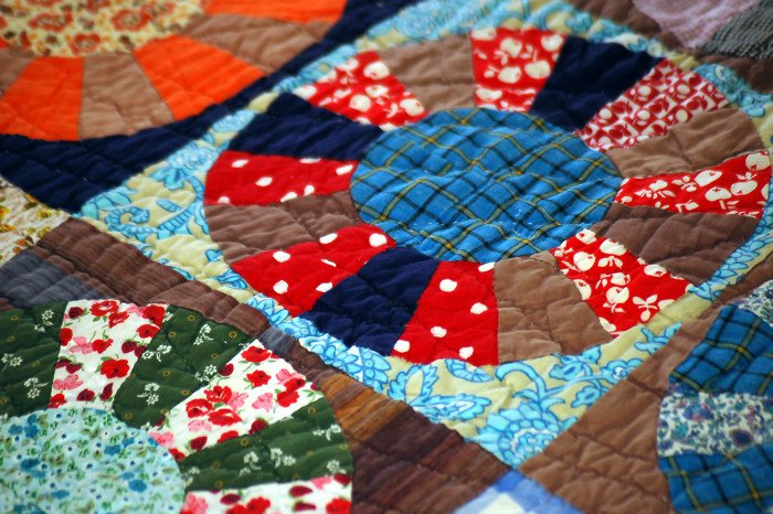 Celebration of Life Idea: Memorial Quilt