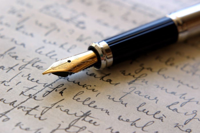 Celebration of Life Idea: Write Letter