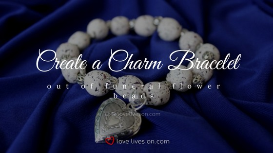 Celebration of Life Ideas: Make a Funeral Flower Bracelet