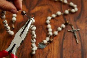 Step 12: How to Make a Rosary