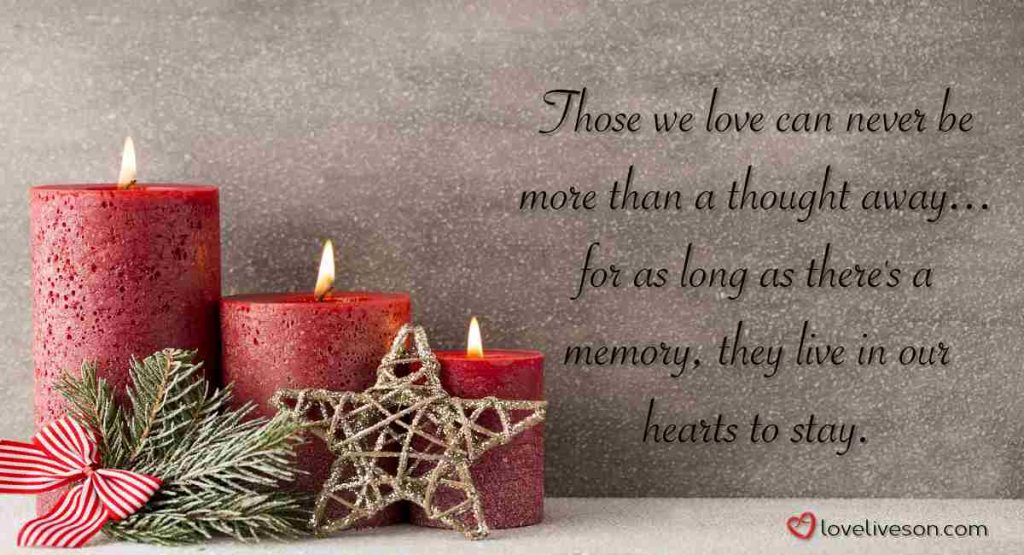 60 Stunning Christmas Memes To Share Now Love Lives On Adorable In Memoriam Of A Loved One