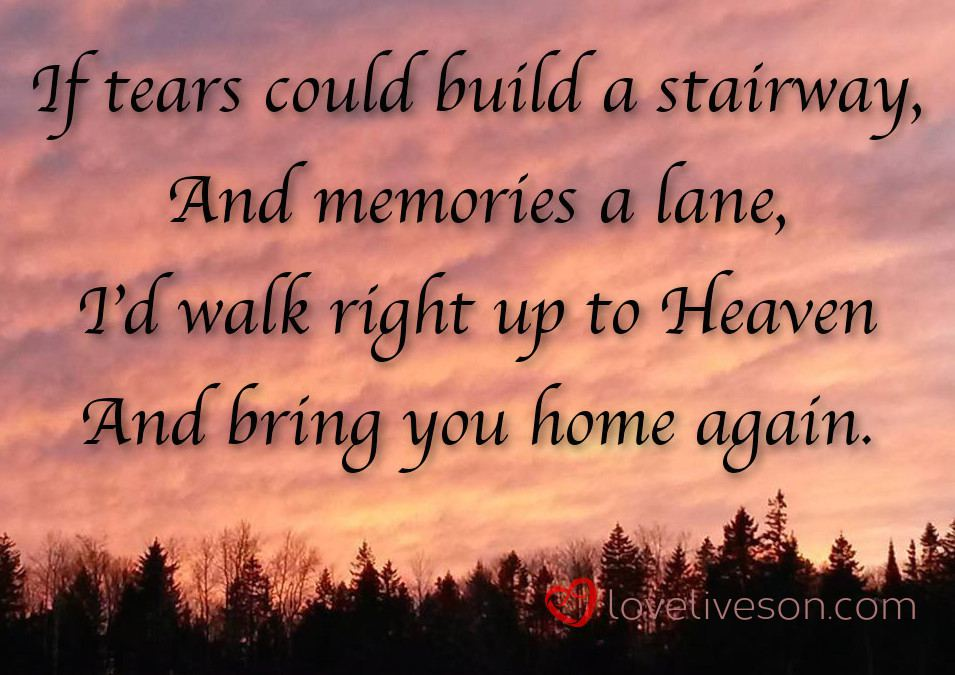 Memes To Remember Loved Ones Now Forever Love Lives On
