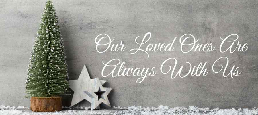 Remembering Loved Ones at Christmas