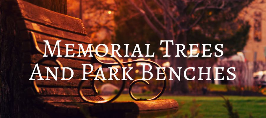 Heading: Memorial Trees and Memorial Benches Australia