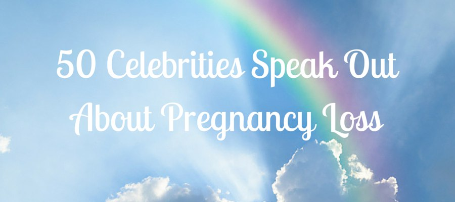 Heading: Celebrity Miscarriage Quotes