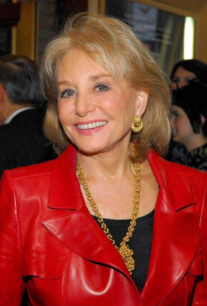 Barbara Walters Miscarriage Quote Photo