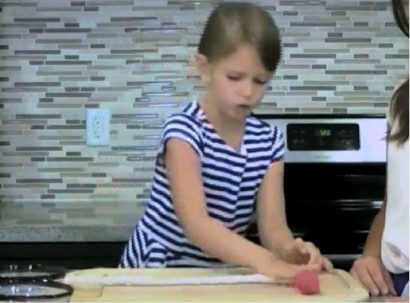 DIY Crafts For Kids Step 3: Plant Marker