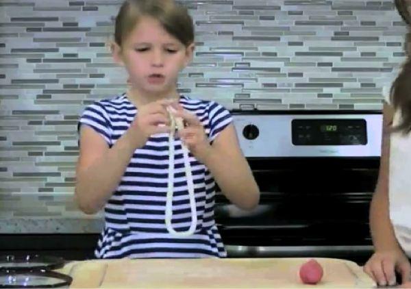 DIY Crafts For Kids Step 4: Plant Marker