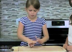 DIY Crafts For Kids Step 6: Plant Marker