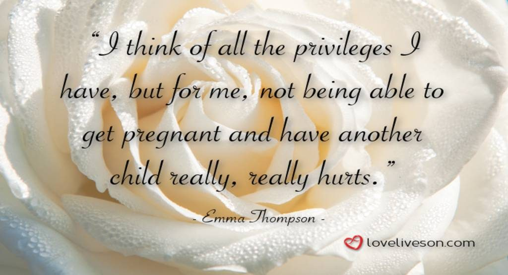 Emma Thompson Miscarriage Quote Meme