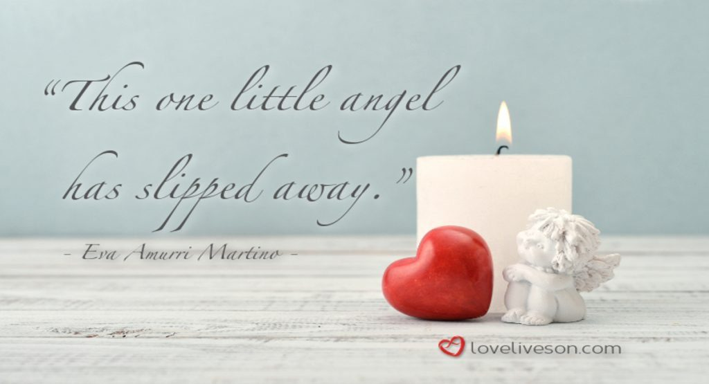 60 Heartfelt Miscarriage Quotes Love Lives On Magnificent Pregnancy Loss Quotes