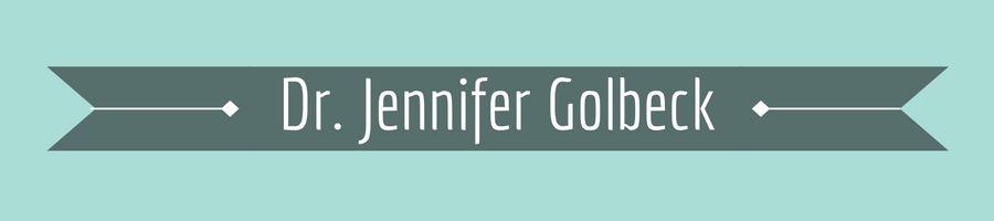 Heading: Grieving on Social Media Dr. Jennifer Golbeck