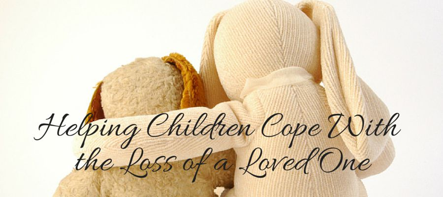 Heading: Helping Grieving Children