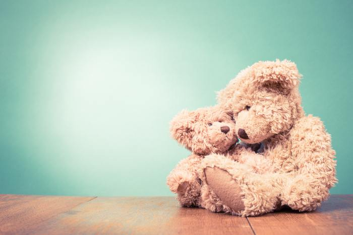 Cover Photo: Helping Children Cope With Grief