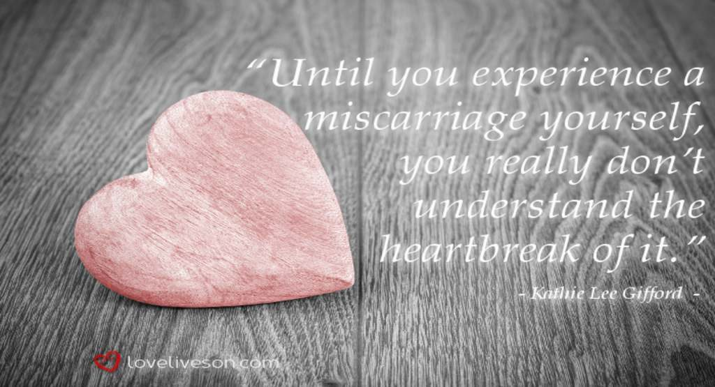 Kathie Lee Gifford Miscarriage Quote Meme