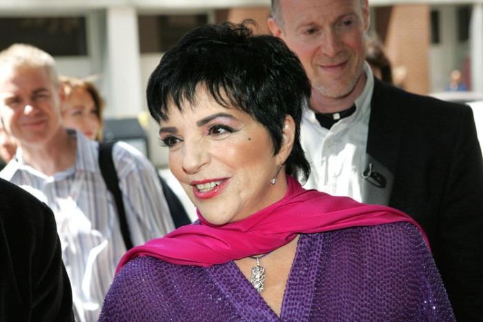 Liza Minelli Miscarriage Quote Photo