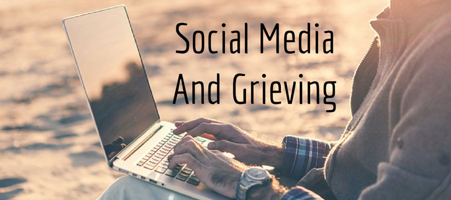 Heading: Social Media And Grieving