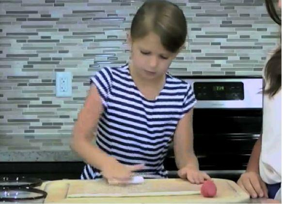 DIY Crafts For Kids Step 1: Plant Marker