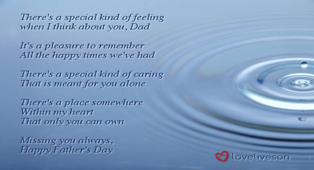 Remembering Dad on Father's Day