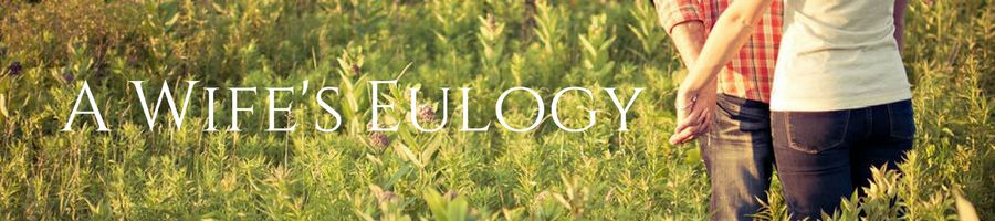 Heading: Eulogy Examples for a Wife