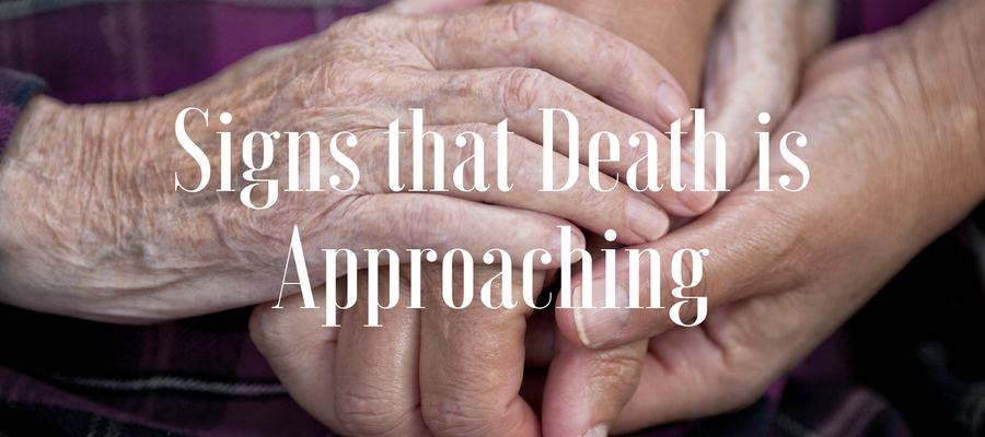 Heading: Signs of Death
