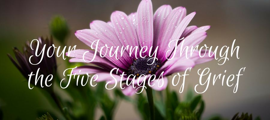 Heading: Your Journey Through the Five Stages of Grief