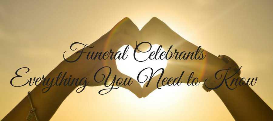 Heading: Funeral Celebrants