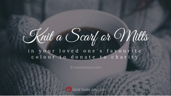 Remembering Loved Ones at Christmas with Random Acts of Kindness