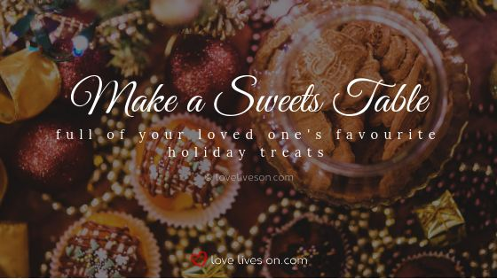 Remembering Loved Ones at Christmas: Bake Their Favourite Treats