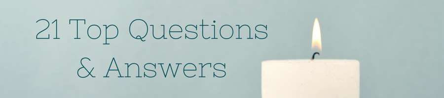 funeral celebrant questions and answers