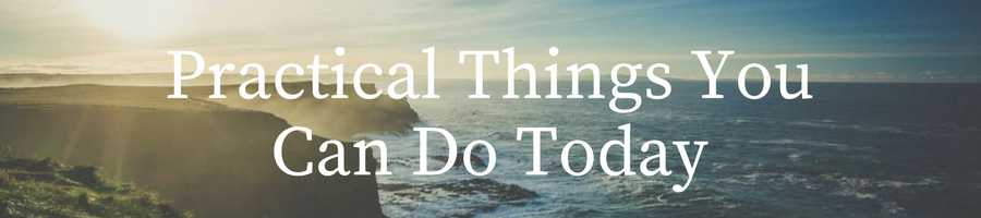 Heading: top 7 top tips for anticipatory grief