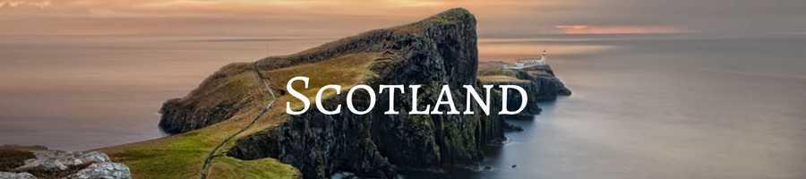 Banner Heading: Memorial Trees Scotland