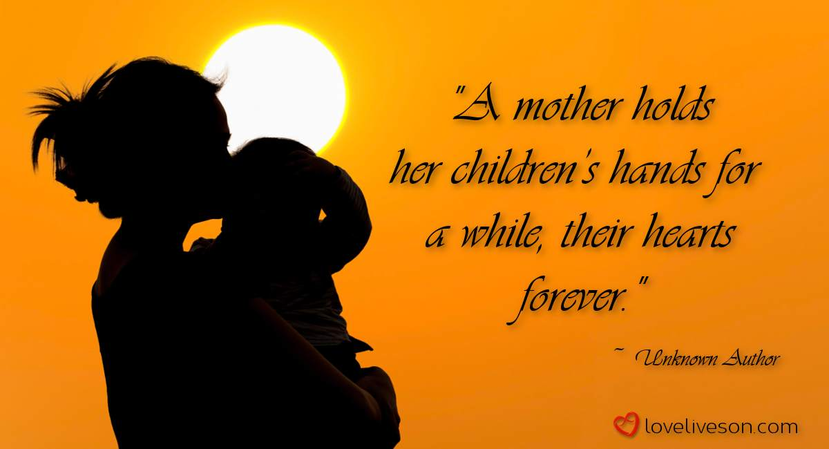 21 Remembering Mom Quotes Love Lives On