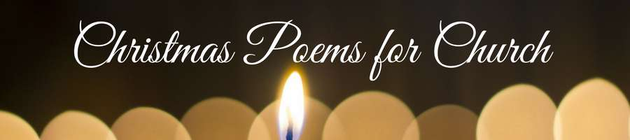 Christmas Poems for Church