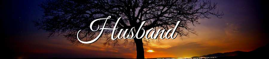 Condolences for Loss of Husband