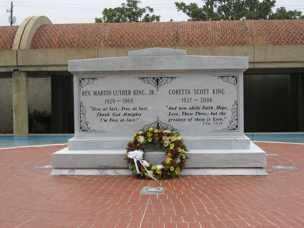 famous epitaphs: Dr. Martin Luther King Jr.