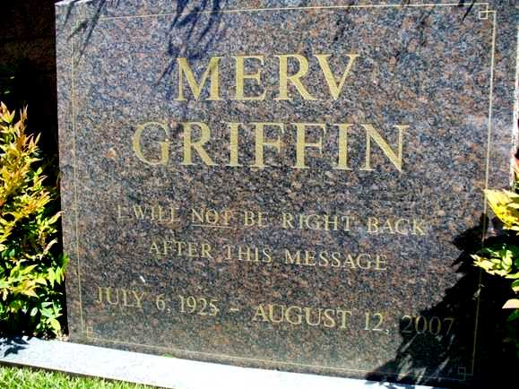 THE TOP 10 'FAVOURITE' EPITAPHS | FamousBoard.com